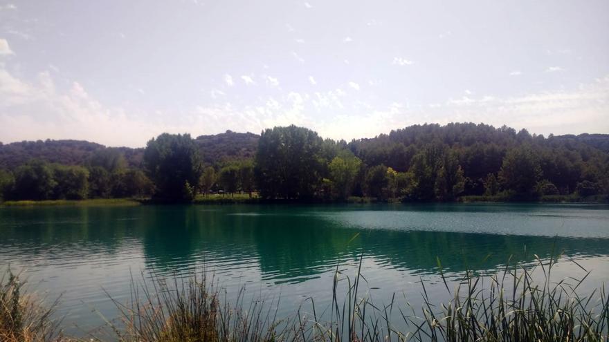 Las lagunas de Ruidera, desde lo más profundo
