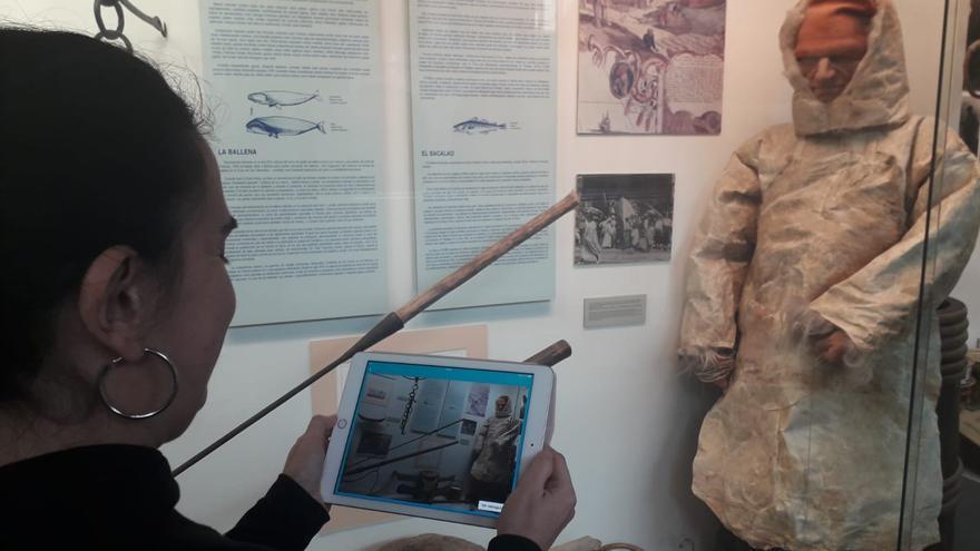Muestra digital Museo Vasco de Bilbao
