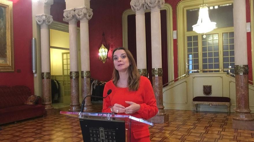 """El PP pide Armengol que diga """"si está de acuerdo"""" con el premio concedido por la OCB a los 'Jordis'"""
