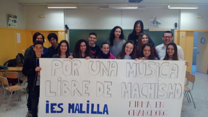 Las Naves impulsa con un instituto de Valencia una app que detecta música machista