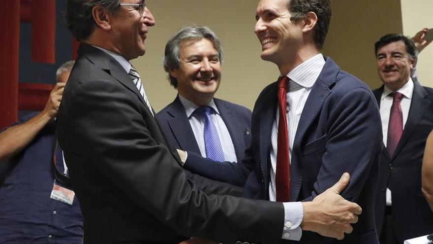 Casado cree que lo que dijo Sánchez tras ver a Rajoy es buen punto de partida