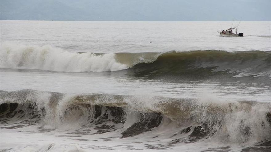 Se forma la décimo tercera depresión tropical en la cuenca atlántica