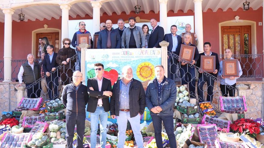 """López Miras considera """"un ataque al corazón de la Región"""" que Murcia no tenga Decreto de Sequía"""