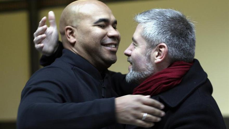 """Santiago Zannou vive la """"historia más increíble"""" de su vida al rodar """"Numa"""""""