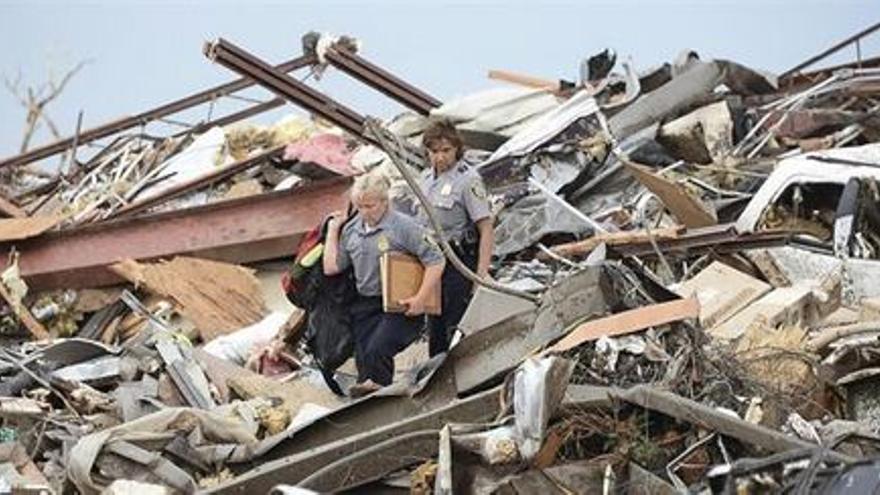 Obama ha declarado el estado de desastre. (EUROPA PRESS)