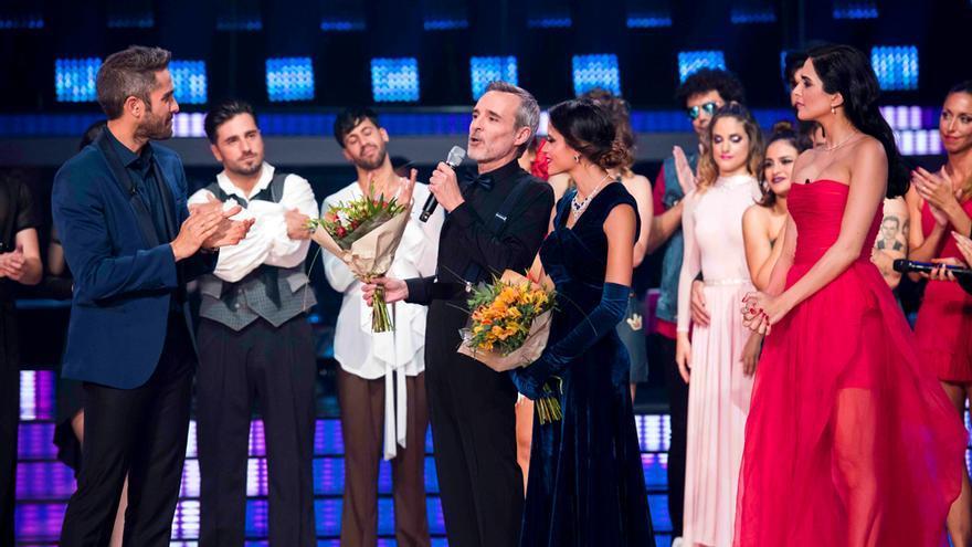 Bailando con las estrellas dice adiós a Fernando Guillén Cuervo