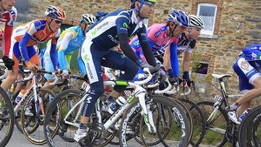 Valverde, a seguir escalando posiciones