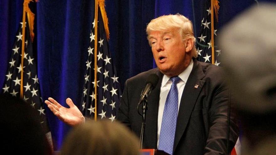 Trump suspende anuncio sobre candidato a vicepresidente por ataque en Francia