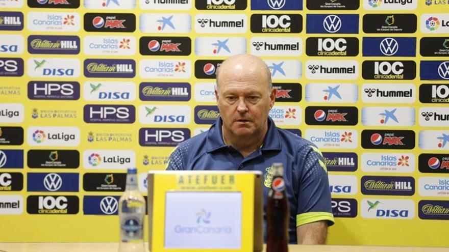 Mel espera que el empuje ante el Sporting se mantenga en la visita al CD Lugo
