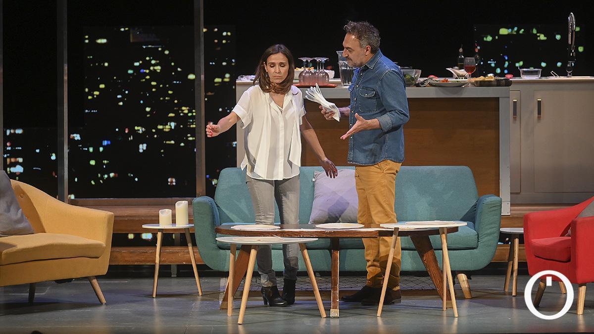 Obra de teatro 'Perfectos Desconocidos' en el Gran Teatro de Córdoba