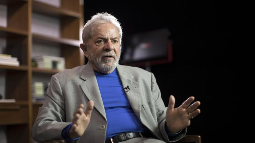 La defensa de Lula pide que pase a régimen abierto tras la reducción de su pena