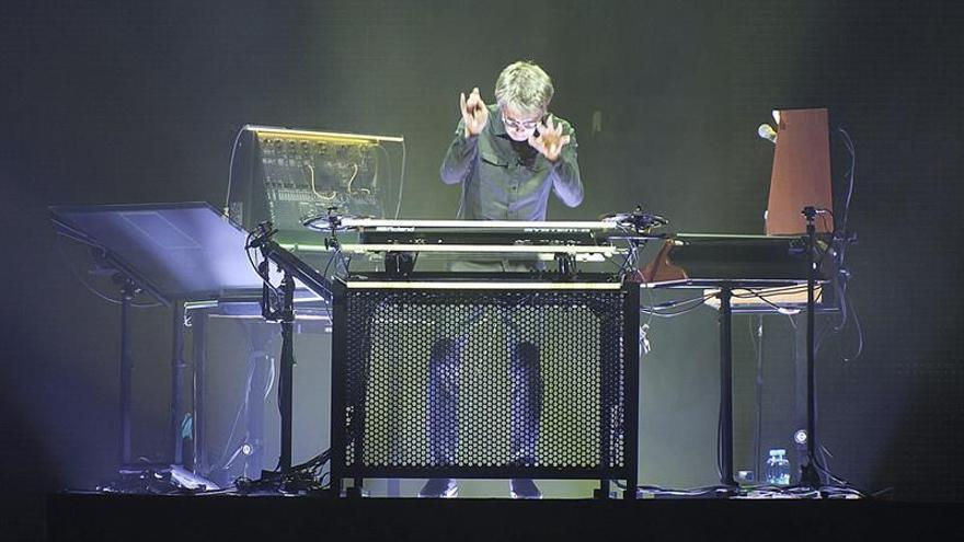 """Jean-Michel Jarre anuncia concierto en Santander en abril con su """"Oxygene 3"""""""