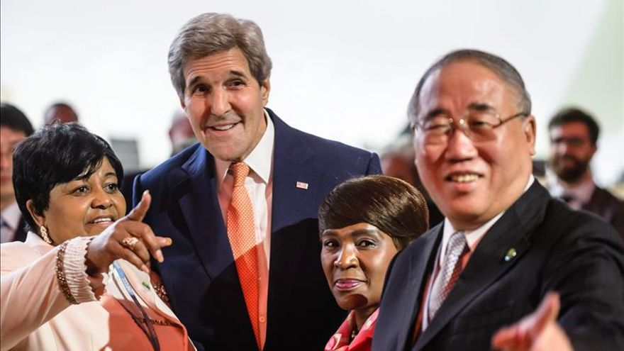 """Kerry: """"Es una victoria para el planeta y las futuras generaciones"""""""