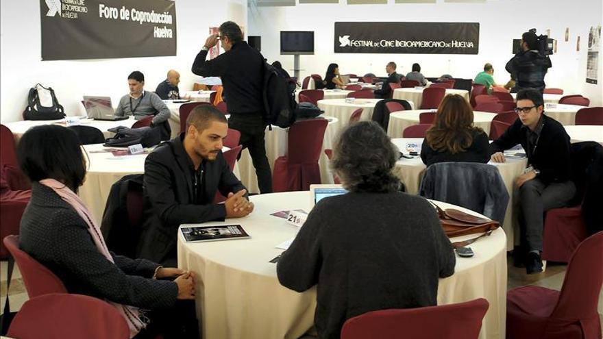 Quince proyectos de 11 países buscarán financiación en el Foro de Coproducción de Huelva