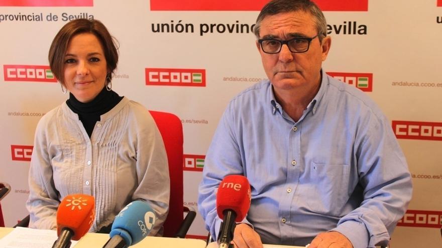 """CCOO advierte que """"la precarización del mercado de trabajo afecta con más fuerza"""" a las víctimas de violencia de género"""