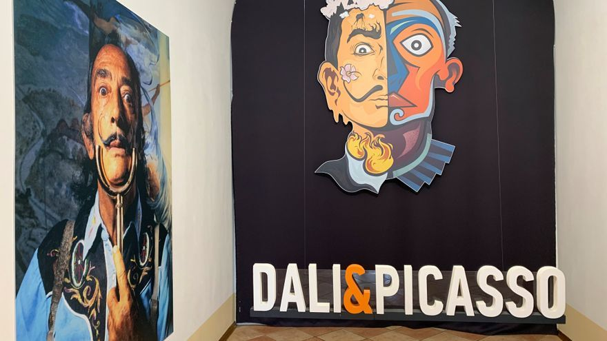 Moscú expone más de 250 obras de Dalí y Picasso de una colección privada
