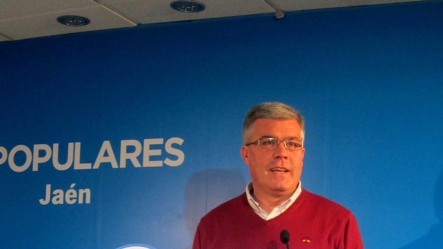 """Fernández de Moya pide la baja temporal del PP para """"no perjudicar la imagen del partido"""""""