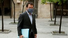 La modificación de los presupuestos catalanes para responder a la pandemia no llegará hasta finales de julio