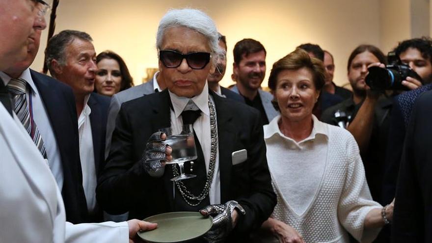 """Karl Lagerfeld ya está en La Habana para presentar su colección """"Crucero"""""""