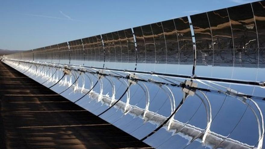 Acciona construirá una 'macroplanta' termosolar en Marruecos