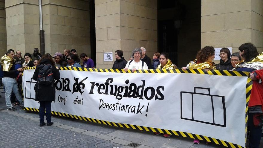 Más de 2.000 personas apoyan a los refugiados en la XIX Marcha contra el Racismo