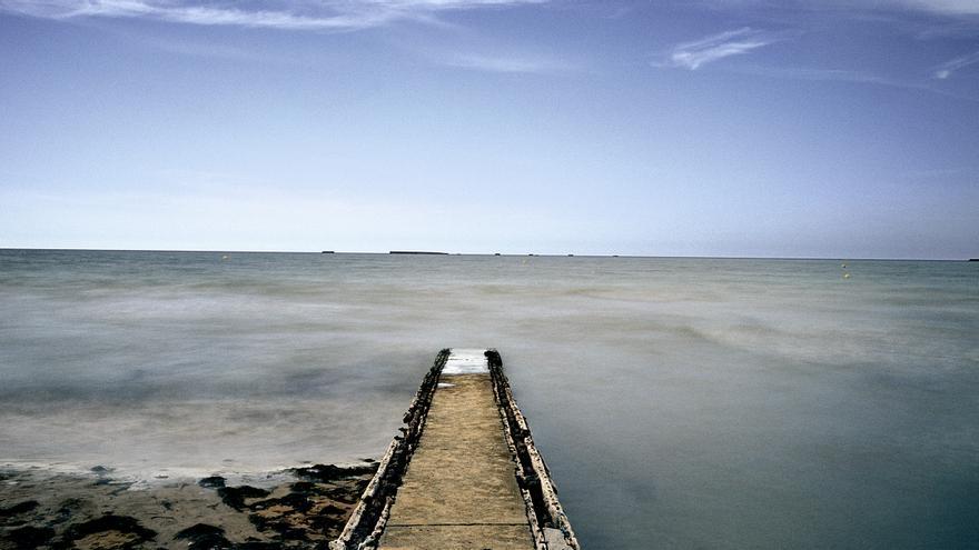Las orillas del desembarque
