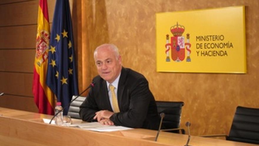 José Manuel Campa, Secretario De Estado De Economía