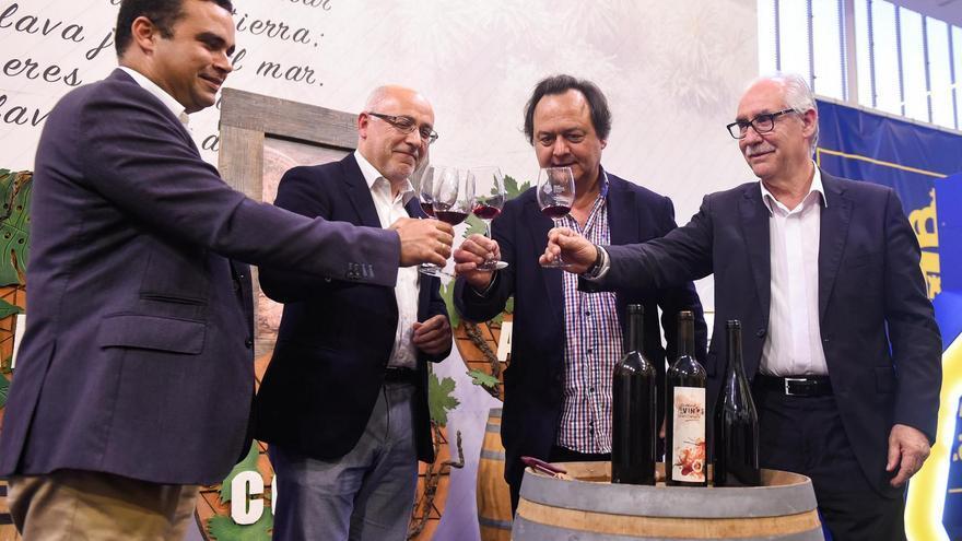 Una mayor intensidad aromática, especial característica de los vinos de la cosecha 2017 de Gran Canaria