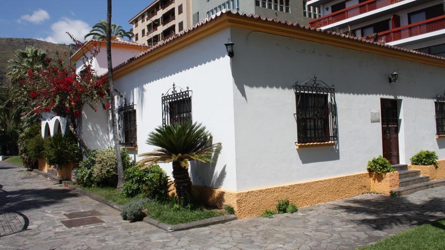 'Casa del césped' de Santa Cruz de La Palma.