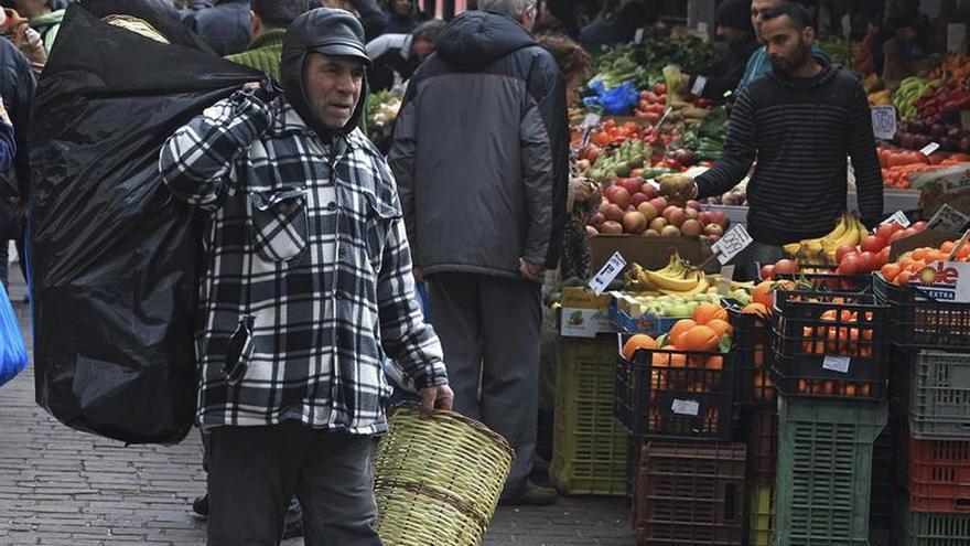 Grecia podría perder hasta el 23 por ciento de su población para 2050