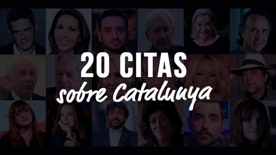 20 citas de Catalunya
