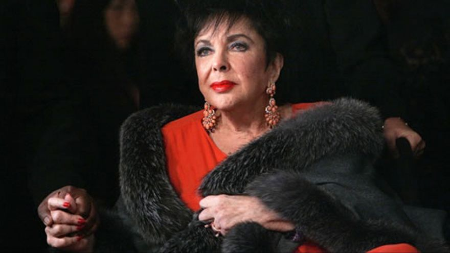 Muere la actriz Elizabeth Taylor a los 79 años de edad