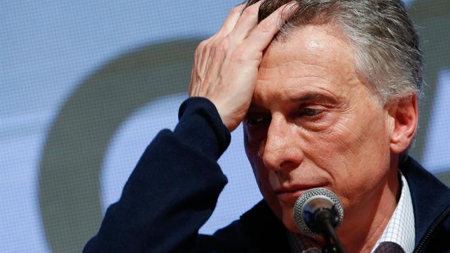 La encrucijada de Macri ante el vuelco de las urnas en Argentina