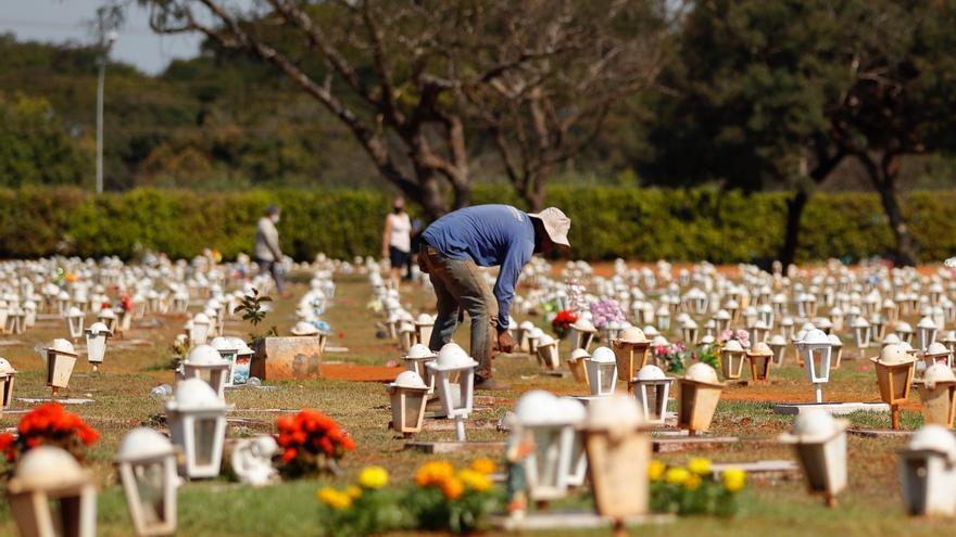 Un millón de niños perdieron por la covid a un padre o abuelo que les cuidaba
