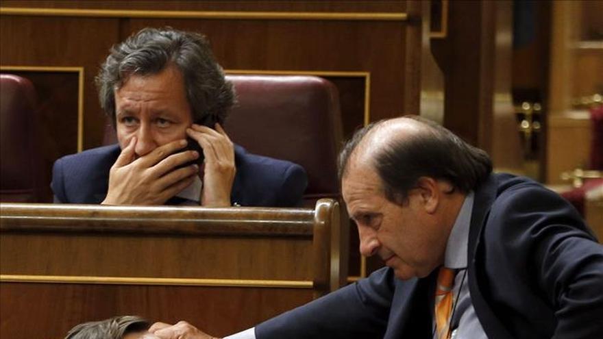 Hernando asegura que no hay conflicto generacional en el PP