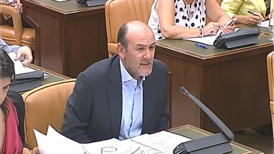 Joseba Agirretxea Urresti, diputado del PNV