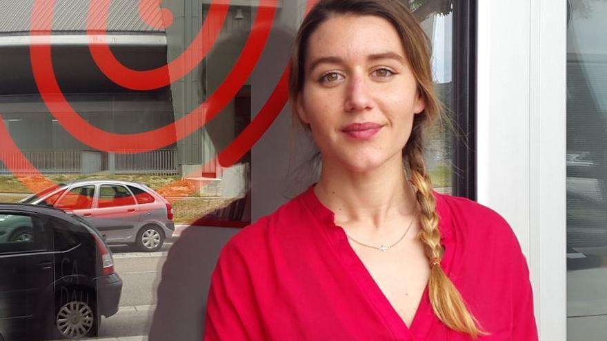 Sara Ortega Tapia, especialista en neuropsicología de la Fundación CADAH. | ISABEL CUBRÍA