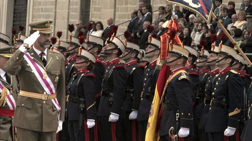 El Príncipe preside la reunión bianual de la orden militar de San Hermenegildo