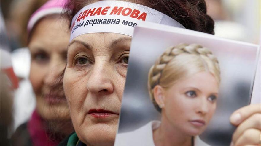Timoshenko se niega a reconocer su implicación en el asesinato de un diputado