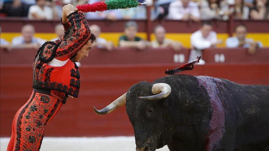 """Gran """"Juli"""" en la última de Albacete y oreja por coleta en Murcia"""