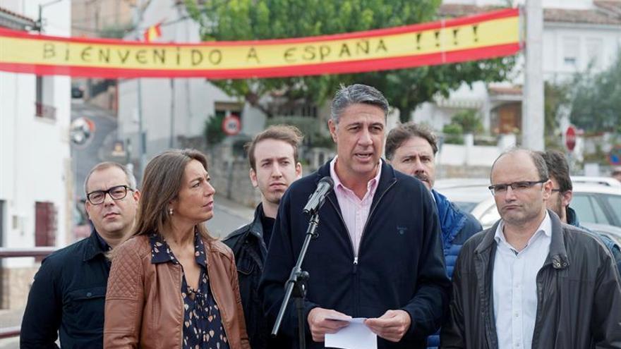 """Albiol: """"Puigdemont representa lo peor de los últimos 50 años de Cataluña"""""""
