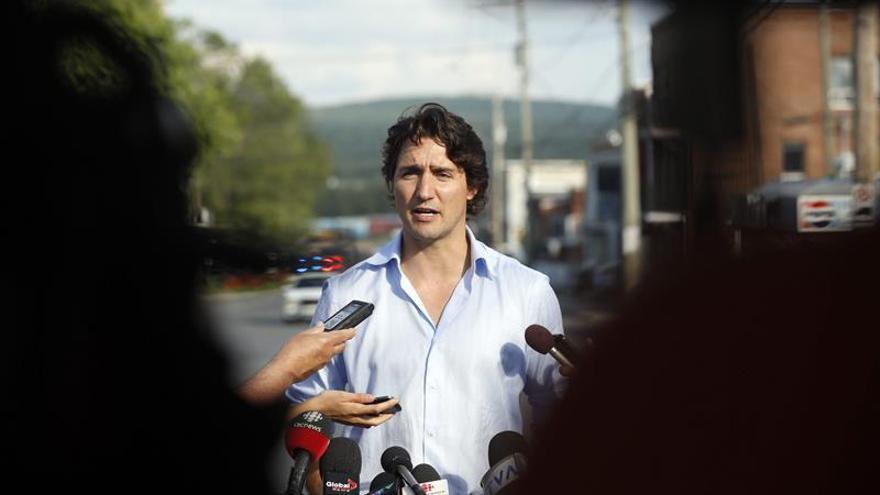 El primer ministro de Canadá participa por primera vez en la marcha del Orgullo Gay