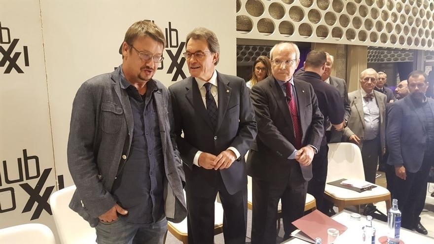 """Artur Mas se desmarca de la declaración de independencia: """"Mi responsabilidad en el proceso acaba en enero de 2016"""""""