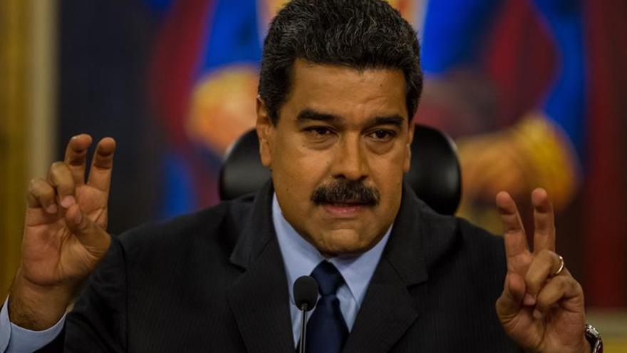 Maduro pide la renuncia de Almagro para evaluar el retorno de Venezuela a la OEA