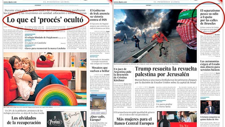 Portadas El País
