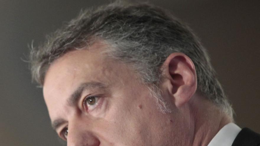 """AMP-Urkullu dice que son PP y PSOE los que """"no cumplen la Constitución"""" y les pide que reconozcan la """"plurinacionalidad"""""""