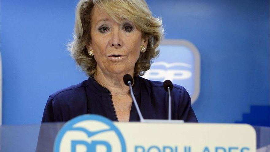 El PP recuperaría Madrid con el apoyo de C's, según una encuesta de ABC