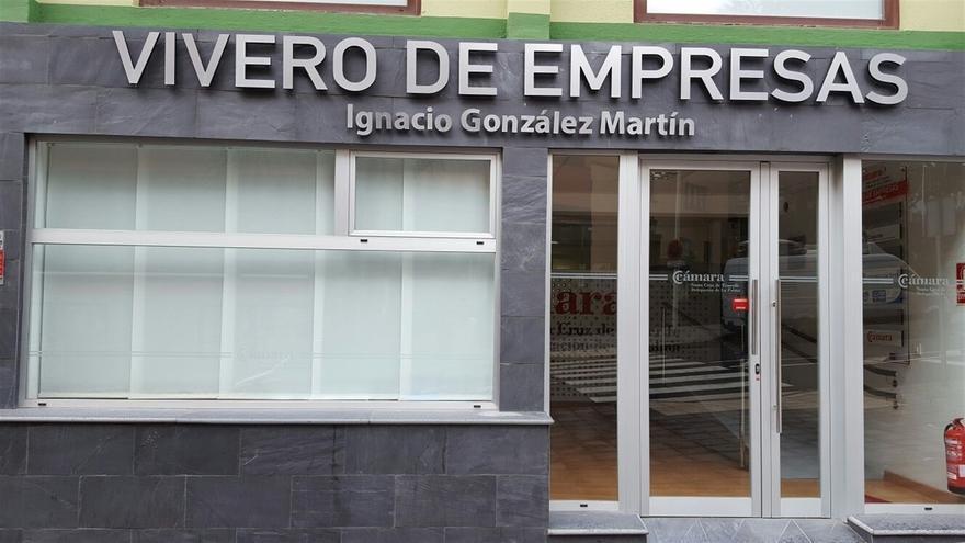 En la imagen, sede del 'Vivero de Empresas' de Santa Cruz de La Palma. Foto: Europa Press (cedida).