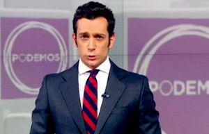 El logo de Podemos se cuela en el ataque al PP, en Antena 3 Noticias