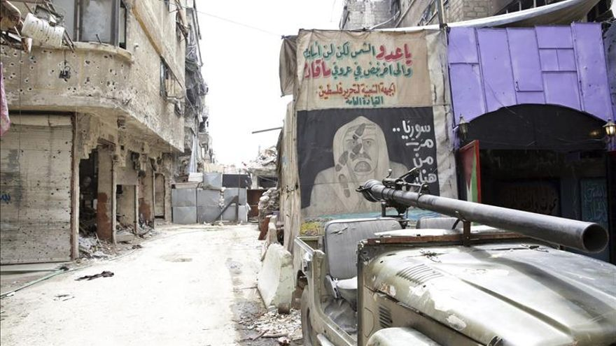 El EI continúa su avance por la provincia siria de Homs y toma una planta de gas